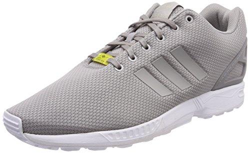 Adidas ZX Flux, Zapatillas de Deporte para Hombre, Gris (Grasua/Grasua/Blabas 000), 54 EU