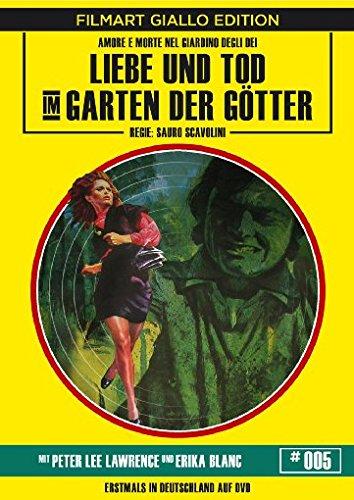 Liebe und Tod im Garten der Götter (OmU) [Limited Edition]