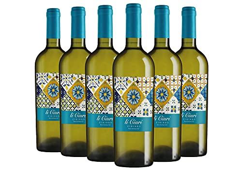 Terre Siciliane Zibibbo IGT Li Ciuri 2020 6 bottiglie da 0,75 L