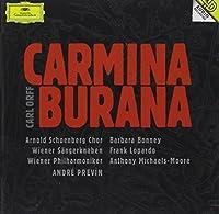 Orff: Carmina Burana / Bonney, Lopardo, Michaels-Moore; Previn (1994-10-11)