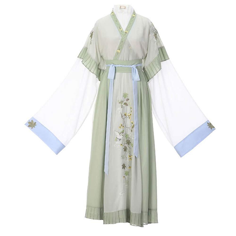 Traje de Novia Chino Antiguo para Mujer Estilo chino de la falda ...