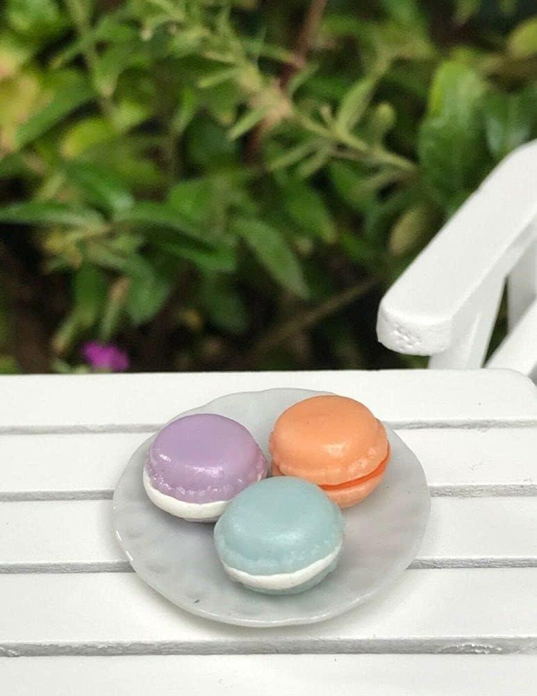 SYTZ Miniature Dollhouse Fairy Dealing full discount price reduction Garden Mac Assorted 3 Accessories