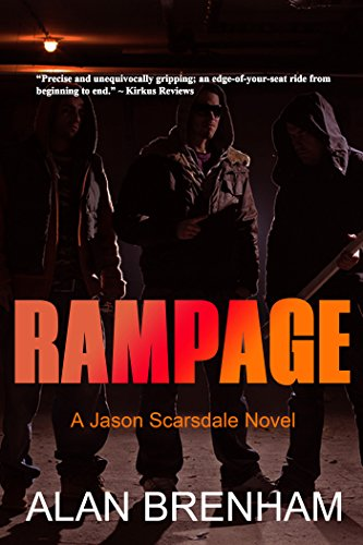 Book: Rampage - A Jason Scarsdale Novel by Alan Brenham