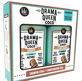 Lola Cosmetics Kit Drama Queen Coco Sh. 250ml + Cond. 250g