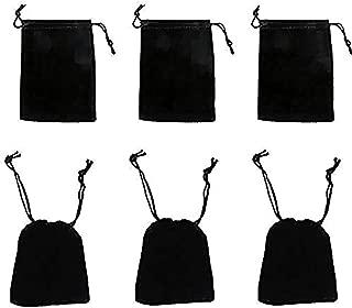 drawstring jewelry pouch