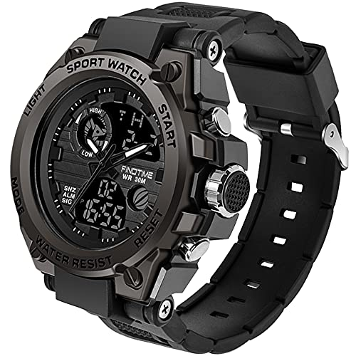 Military Watches for Men Waterproof Army Digital Watch Men's Sports Outdoor...