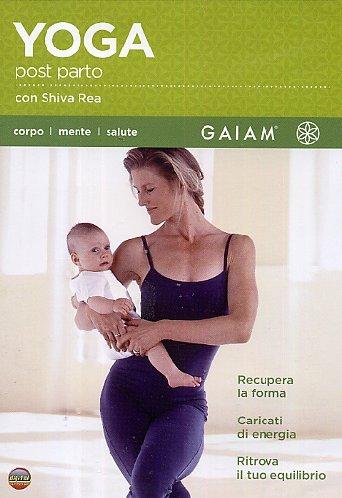 yoga post parto dvd+libro