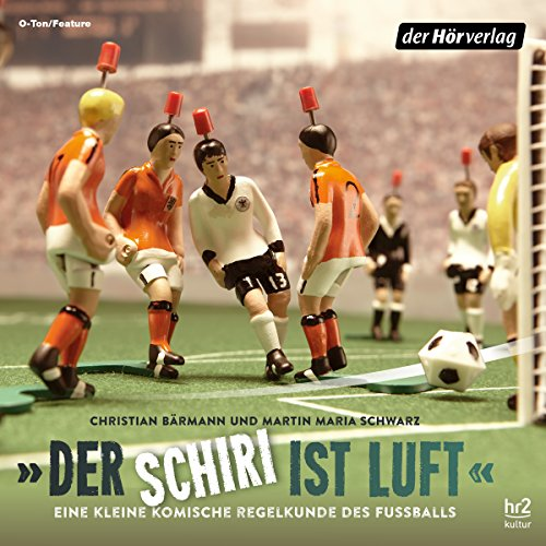"""Der Schiri ist Luft"" audiobook cover art"
