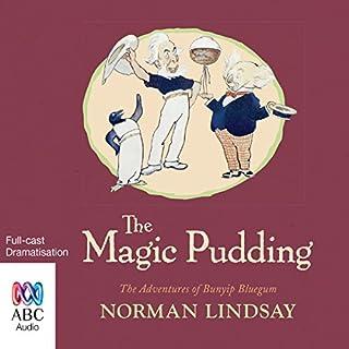 The Magic Pudding cover art
