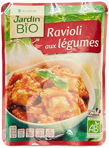 Jardin Bio Ravioli aux Légumes S...