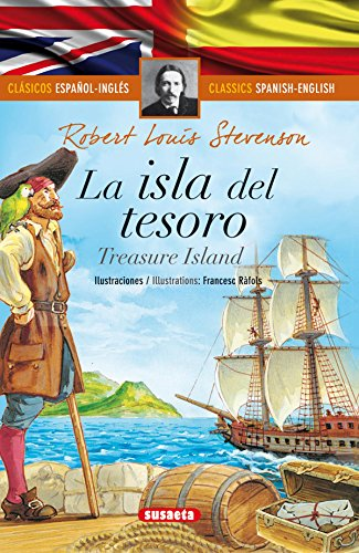 La isla del tesoro - español/inglés (Clásicos bilingües)