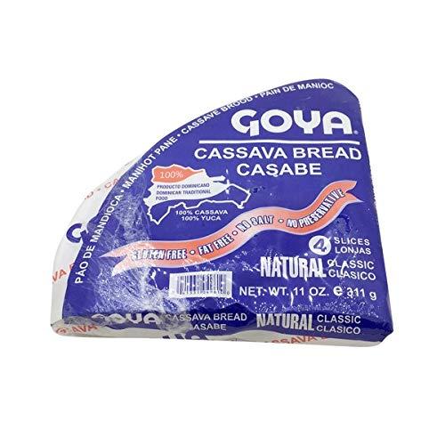 Goya Natural Classic Cassava Bread, 11oz
