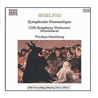 Berlioz: Symphonie Fantastique by Pinchas Steinberg (2004-11-18)