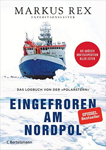 Buchseite und Rezensionen zu 'Eingefroren am Nordpol' von Markus Rex