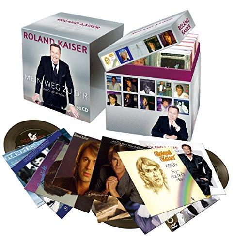 Mein Weg zu Dir: die Roland Kaiser Collection