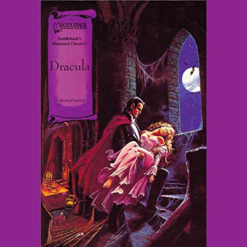 Dracula                   By:                                                                                                                                 Bram Stoker                               Narrated by:                                                                                                                                 Saddleback Educational Publishing                      Length: 47 mins     2 ratings     Overall 5.0