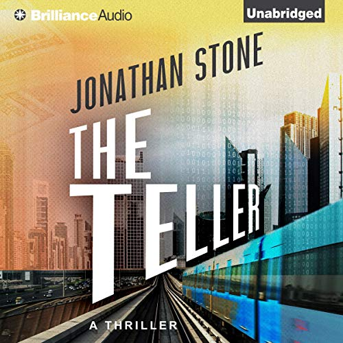 The Teller Audiobook By Jonathan Stone cover art