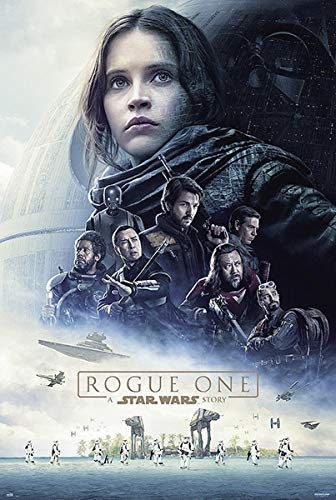 Close Up Rogue One: A Star Wars Story Poster One Sheet Motiv (61cm x 91,5cm)