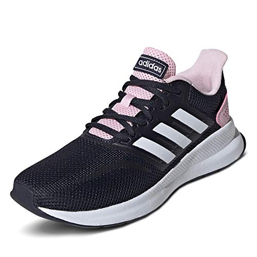 adidas Runfalcon, Zapatillas De Carretera para Mujer, Legend Ink/Cloud White/Clear Pink, 38 EU