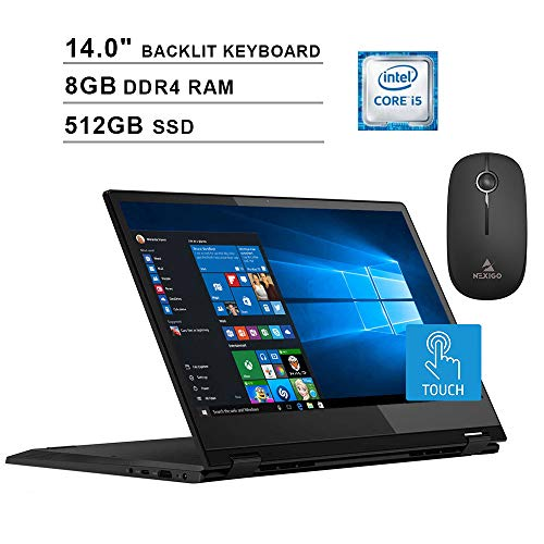 2020 Lenovo Flex 14 Inch FHD 1080P Touchscreen 2-in-1...