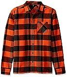 Volcom - Camiseta Neo Glitch Mangas Largas - Camiseta Hombre - Orange