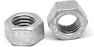 7//8-9-Inch 3-Pack The Hillman Group 619 Finish Hex Nut