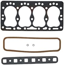 All States Ag Parts Head Gasket Set Allis Chalmers G 800258 Massey Harris Pony 1500073M1 Continental N62