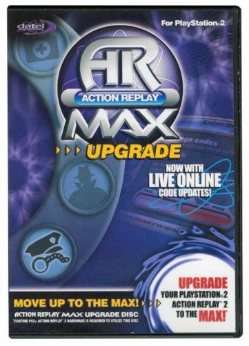 Playstation 2 - Action Replay MAX Upgrade