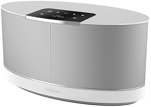 Auluxe Luna - Bluetooth-Lautsprecher - Touch-Control, Freisprecheinrichtung, 2.0 Bassreflex