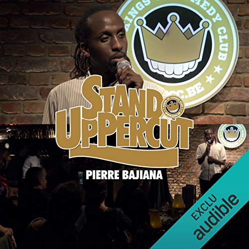 Couverture de Stand UpPercut : Pierre Bajiana