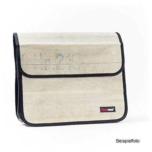 Feuerwear Laptoptasche Scott 15 Zoll in weiß