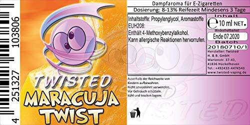 Twisted Aroma Maracuja Twist 10ml