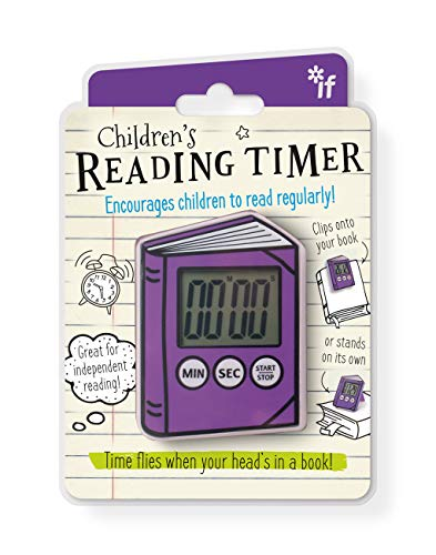 Reading Timer - Purple