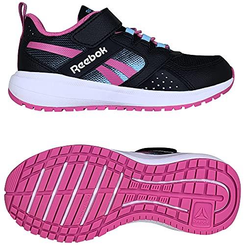 Reebok Road Supreme 2.0 ALT, Zapatillas de Running, NEGBÁS/TRUPNK/DGTBLU, 27 EU