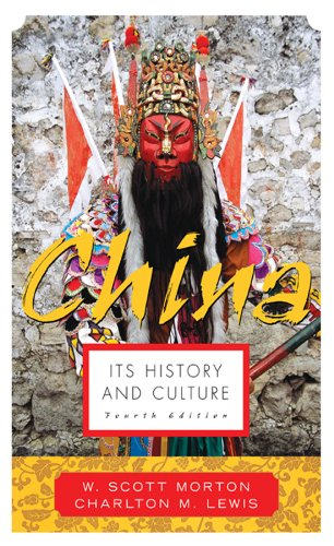 China: Its History and Culture