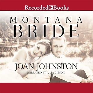 Montana Bride audiobook cover art