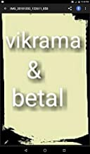 Vikram and betal (Stories with knowledge Book 1)