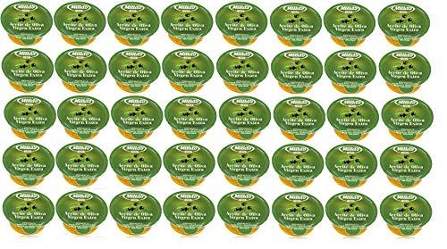 40 unidades Monodosis en tarrina de 10 ml (Aceite o...