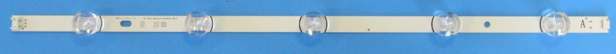 LG 6916L-1991A 5-LED Button Backlight A Strip R-Type for 55LF6090-UB 55LF6100-UA