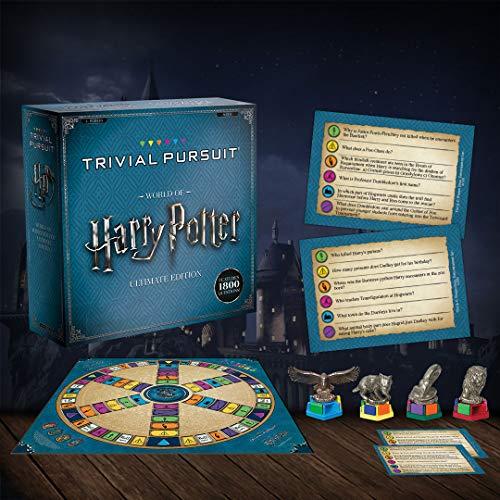 Jeu Trivial Pursuit Le Monde de Harry Potter Édition Ultime - 7
