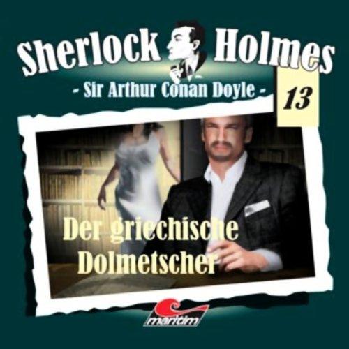 Der griechische Dolmetscher audiobook cover art