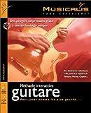 J'apprends la guitare : 1e, 2e 3e année