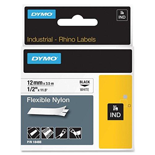 DYM18488 - Dymo RhinoPRO Cinta de etiquetado flexible para cables y cables