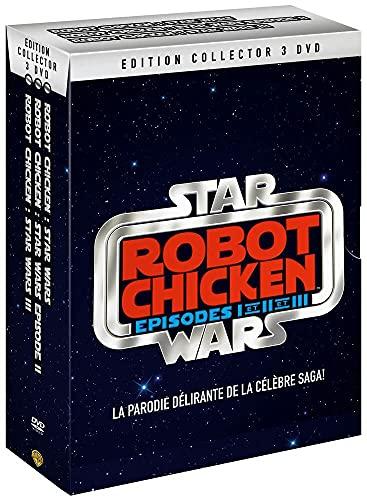Coffret robot chicken star wars