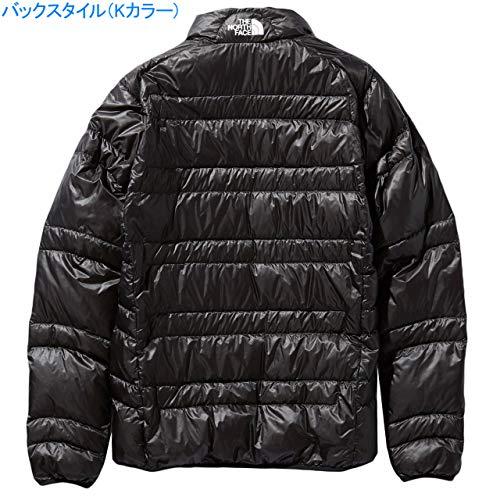 [ザノースフェイス]ジャケットライトヒートジャケットメンズND91902ブラック日本S(日本サイズS相当)