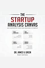 The Startup Analysis Canvas Paperback