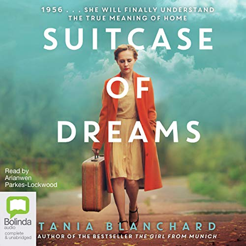 Suitcase of Dreams audiobook cover art