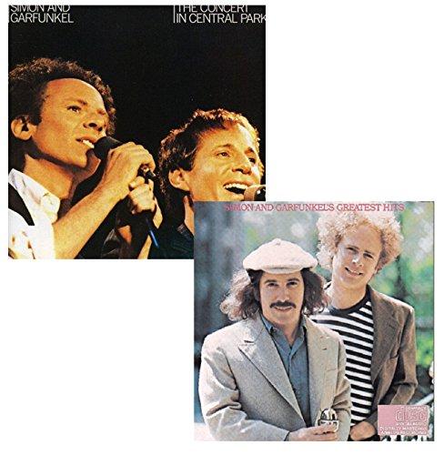 The Concert In Central Park - The Best Of - Simon & Garfunkel 2 CD Album Bundling