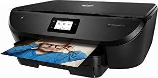 HP ENVY Photo 6255 All-in-One Printer with WIFI and Mobile Printing (Renewed)