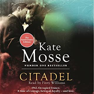 Citadel                   By:                                                                                                                                 Kate Mosse                               Narrated by:                                                                                                                                 Finty Williams                      Length: 26 hrs and 59 mins     428 ratings     Overall 4.0